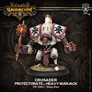 Crusader/Templar/Vanquisher Heavy Warjack Kit pas cher