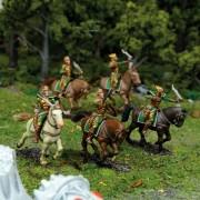 Kings of War - Cavalerie de la Brise Argentée