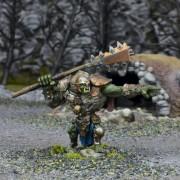 Kings of War - Troll Cogneur