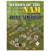 Heroes of the Nam - Battle Generator pas cher