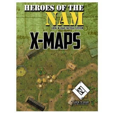 Heroes of the Nam - X-Maps