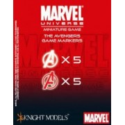 Marvel Universe - Avengers Markers