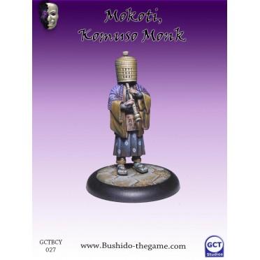 Bushido - Mokoti, Komuso Monk