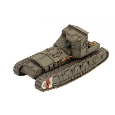 The Great War - Whippet Tank Expansion