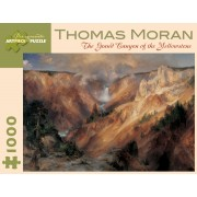 Puzzle - The Grand Canyon of the Yellowstone de Thomas Moran - 1000 Pièces