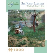 Puzzle - Under the Cherry Tree de Sir John Lavery - 1000 Pièces