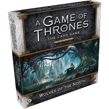 A Game of Thrones: The Card Game - Wolves of the North