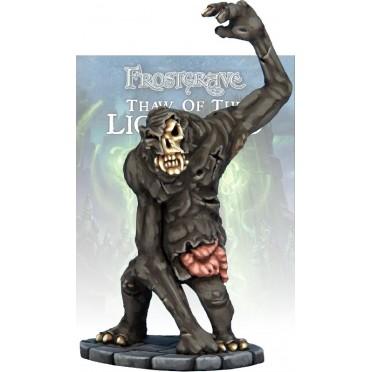 Frostgrave - Troll Zombie