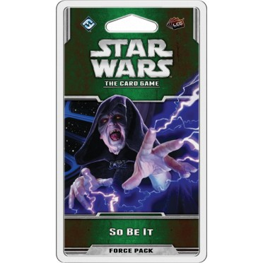 Star Wars : The Card Game - So Be It