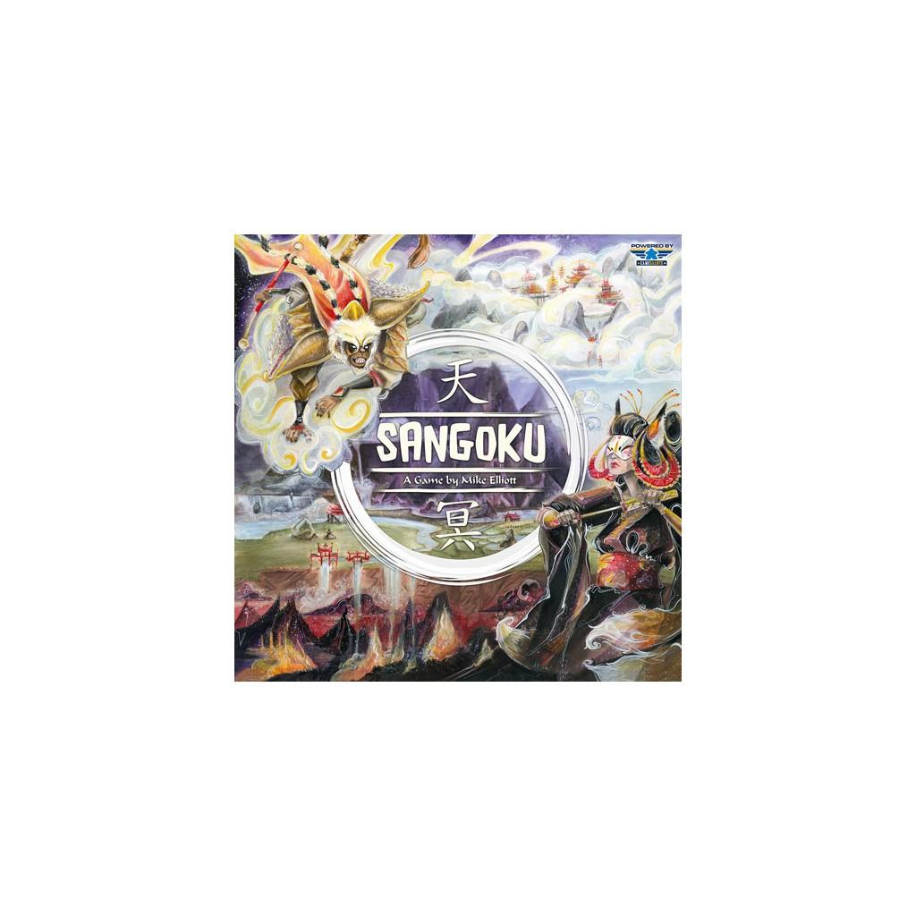 Sangoku Board Game
