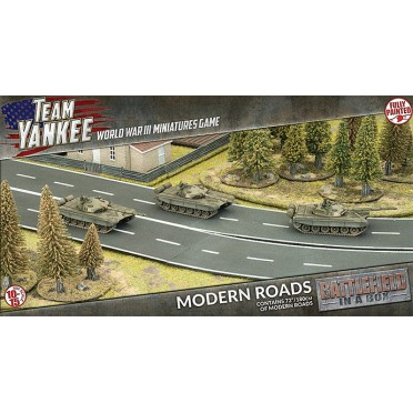 Team Yankee - Modern Roads