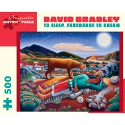 Puzzle - To Sleep, Perchance to Dream de David Bradley - 500 Pièces