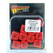 Project Z - Zombie Red Dice Pack