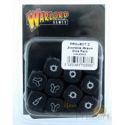 Project Z - Zombie Black Dice Pack