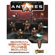 Beyond the Gates of Antares : Isorian Senatex Phase Squad