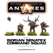 Beyond the Gates of Antares : Isorian Senatex command squad