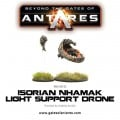 Beyond the Gates of Antares : Isorian Nhamak light support drone 0
