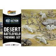 Bolt Action - Desert Themed Battlefield Set