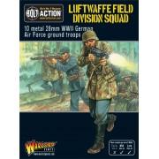 Bolt Action - Luftwaffe Field Division Squad