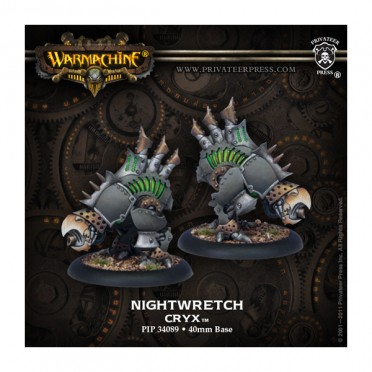 Nightwretch Bonejacks