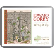 Puzzle - Wrap It Up d' Edward Gorey - 100 Pièces