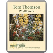 Puzzle - Wildflowers de Tom Thomson - 100 Pièces