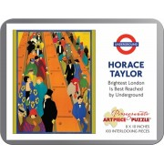 Puzzle - Brightest London de Horace Taylor - 100 Pièces