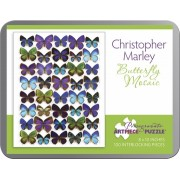 Puzzle - Butterfly Mosaic de Christopher Marley - 100 Pièces