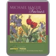 Puzzle - Fairies de Michael Hague - 100 Pièces