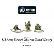 Bolt Action - US Army Forward Observer team (Winter)