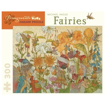 Puzzle - Fairies de Michael Hague - 300 Pièces