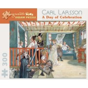 Puzzle - A Day of Celebration de Carl Larsson - 300 Pièces