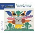 Puzzle - Owl at the Centre de Kenojuak Ashevak - 300 Pièces 0