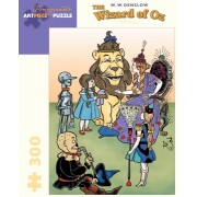 Puzzle - The Wizard of Oz de W. W. Denslow - 300 Pièces
