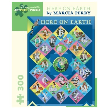 Puzzle - Here on Earth de Marcia Perry - 300 Pièces
