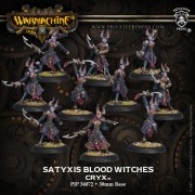 Satyxis Blood Witches pas cher