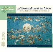 Puzzle - A Dance Around the Moon de Charles Altamont Doyle - 300 Pièces