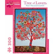 Puzzle - Tree of Lovers de Paul Heussenstamm - 300 Pièces