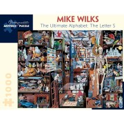 Puzzle - The Ultimate Alphabet : The Letter S de Mike Wilks - 1000 Pièces