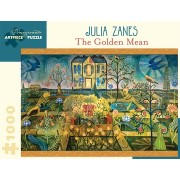 Puzzle - The Golden Mean de Julia Zanes - 1000 Pièces
