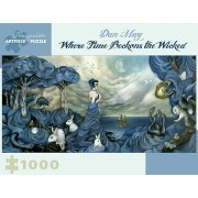 Puzzle - Where Time Beckons the Wicked de Dan May - 1000 Pièces