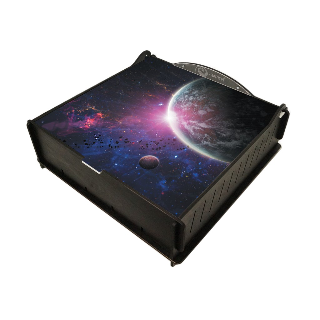 Trading Card Storage Ultimate Box   Outer Space 0