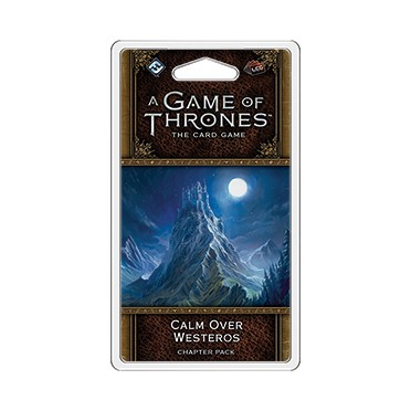 A Game of Thrones: The Card Game - Calm Over Westeros