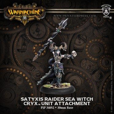 Satyxis Raider Sea Witch