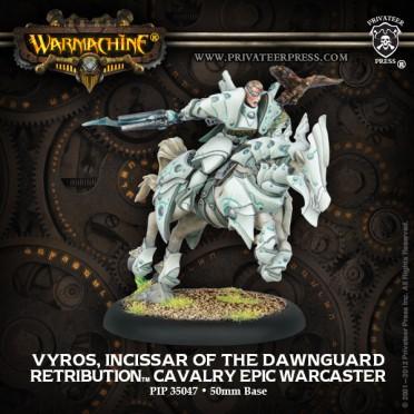 Vyros, Incissar of the Dawnguards
