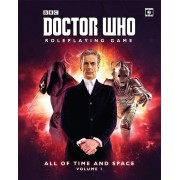 Doctor Who- All of Time and Space : Volume 1