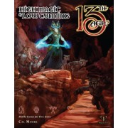 13th Age Fantasy RPG - High Magic & Low Cunning