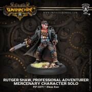 Rutger Shaw, Professional Adventurer