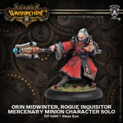 Orin Midwinter, Rogue Inquisitor pas cher