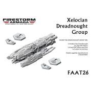 Kurak Alliance - Xelocian Dreadnought Group
